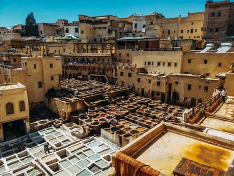 Xu 'nghin le mot dem' Morocco, vung dat cua cac di san the gioi hinh anh 10