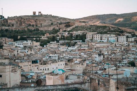 Xu 'nghin le mot dem' Morocco, vung dat cua cac di san the gioi hinh anh 7