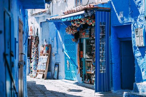 Xu 'nghin le mot dem' Morocco, vung dat cua cac di san the gioi hinh anh 1