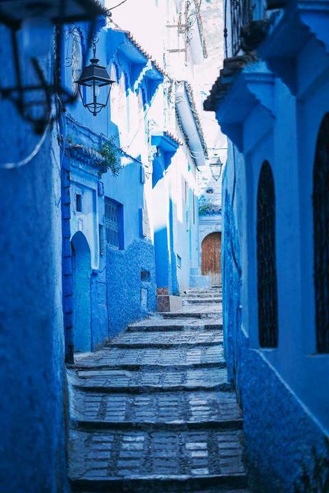 Xu 'nghin le mot dem' Morocco, vung dat cua cac di san the gioi hinh anh 4