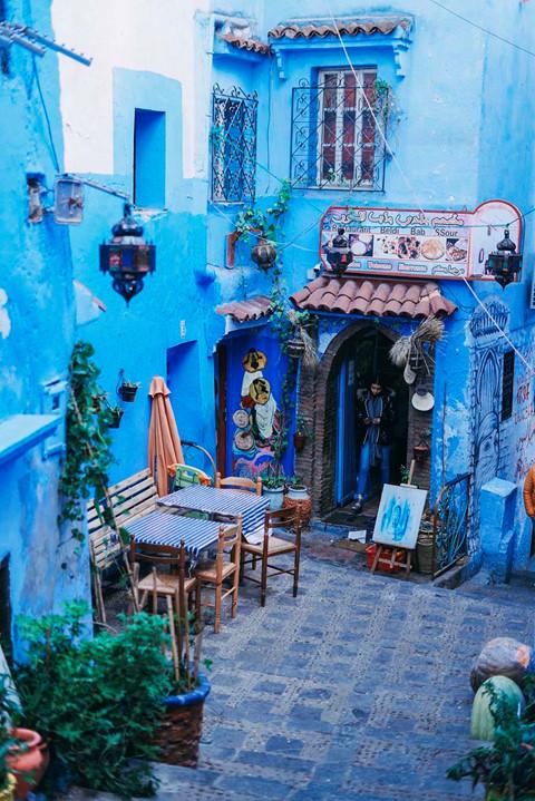 Xu 'nghin le mot dem' Morocco, vung dat cua cac di san the gioi hinh anh 5