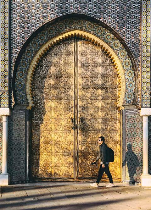 Xu 'nghin le mot dem' Morocco, vung dat cua cac di san the gioi hinh anh 13