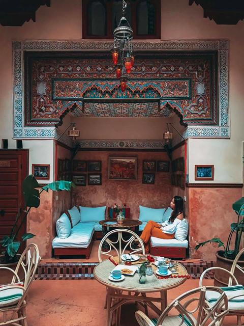 Xu 'nghin le mot dem' Morocco, vung dat cua cac di san the gioi hinh anh 47