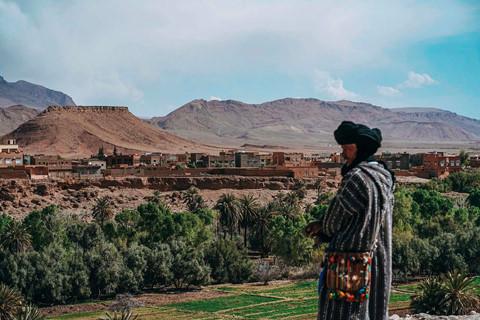 Xu 'nghin le mot dem' Morocco, vung dat cua cac di san the gioi hinh anh 24