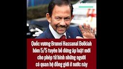 Bị tẩy chay, Brunei hoãn cho ném đá người đồng tính đến chết