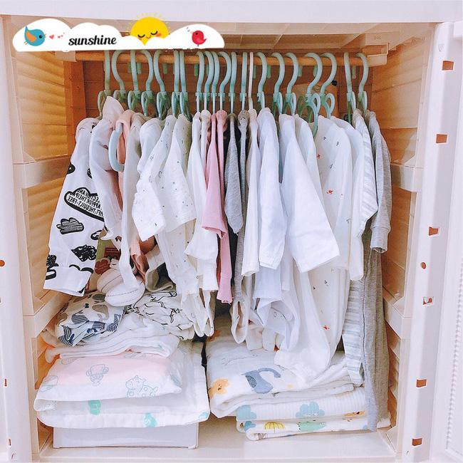 Choáng ngợp với tủ đồ gần 40 triệu đồng mẹ bầu sắm cho con sắp sinh  - Ảnh 2.