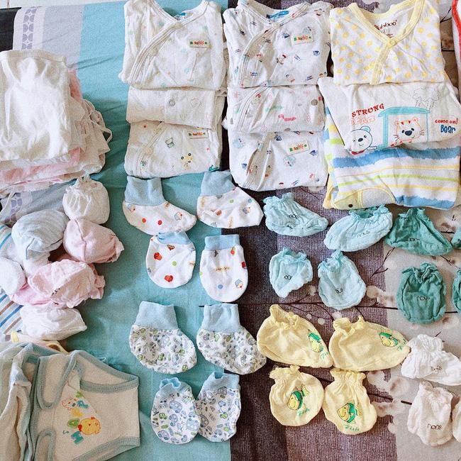 Choáng ngợp với tủ đồ gần 40 triệu đồng mẹ bầu sắm cho con sắp sinh  - Ảnh 11.