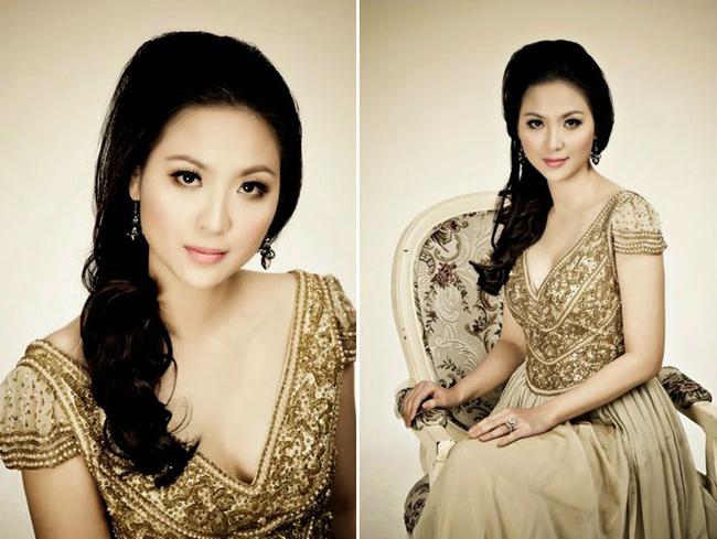 Hoa hậu Phan Thu Ngân: Cuộc đời như công chúa Lọ Lem, từ cô bé bán bánh canh ngoài chợ thành con dâu nhà Thứ trưởng, nhưng chỉ hai năm đã tan tành giấc mộng lầu hồng - Ảnh 6.