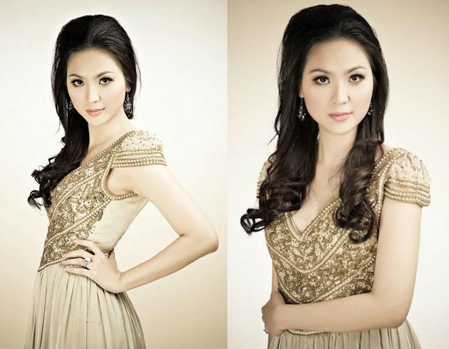 Hoa hậu Phan Thu Ngân: Cuộc đời như công chúa Lọ Lem, từ cô bé bán bánh canh ngoài chợ thành con dâu nhà Thứ trưởng, nhưng chỉ hai năm đã tan tành giấc mộng lầu hồng - Ảnh 5.