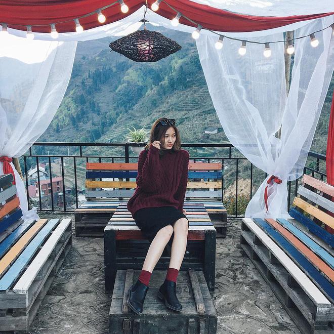 4 quán cafe cực hot ở Sapa sẽ cho bạn lạc vào nét đẹp hùng vĩ nơi núi rừng Tây Bắc - Ảnh 3.