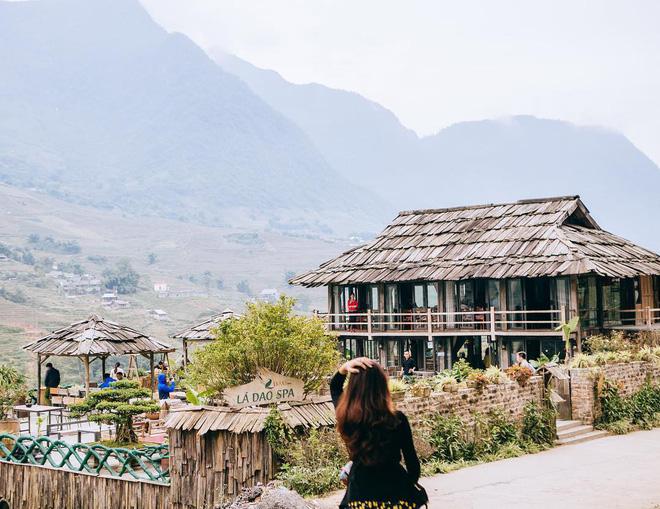 4 quán cafe cực hot ở Sapa sẽ cho bạn lạc vào nét đẹp hùng vĩ nơi núi rừng Tây Bắc - Ảnh 12.