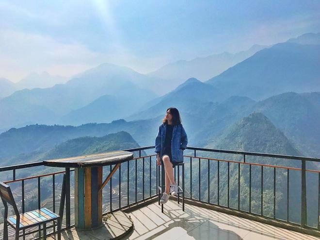 4 quán cafe cực hot ở Sapa sẽ cho bạn lạc vào nét đẹp hùng vĩ nơi núi rừng Tây Bắc - Ảnh 2.