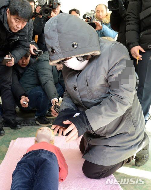 Vụ mất tích của bé gái Hàn Quốc: Treo thưởng trăm triệu rồi phát hiện cuộc đời đáng thương cuối cùng bị bố ruột sát hại của đứa trẻ - Ảnh 6.