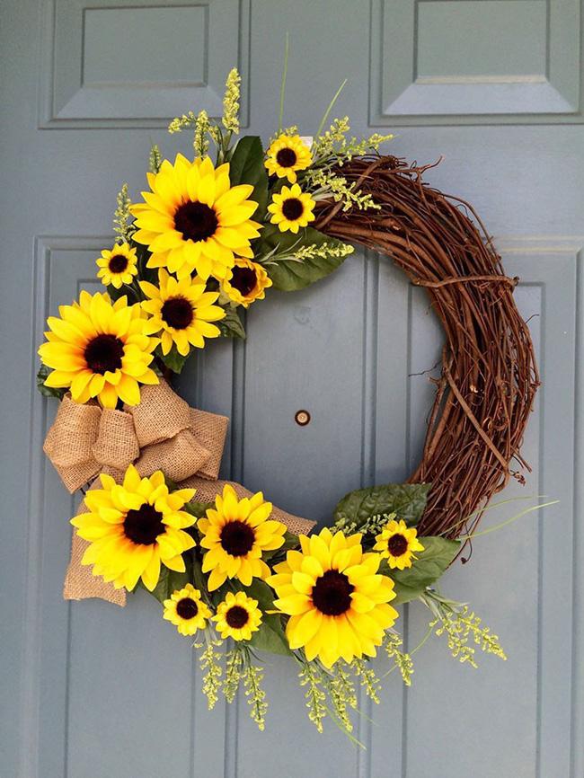 Hoa hướng dương - sắc màu tươi vui, hạnh phúc cho tiệc cưới của bạn - Ảnh 3.