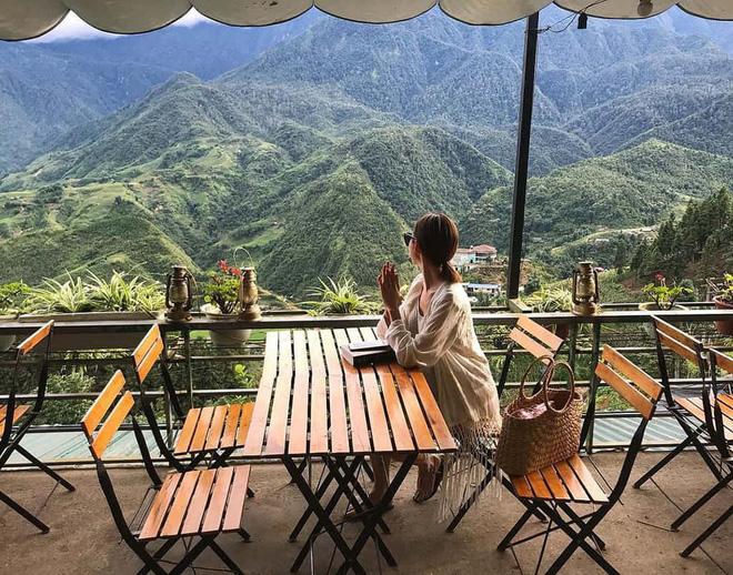 4 quán cafe cực hot ở Sapa sẽ cho bạn lạc vào nét đẹp hùng vĩ nơi núi rừng Tây Bắc - Ảnh 8.