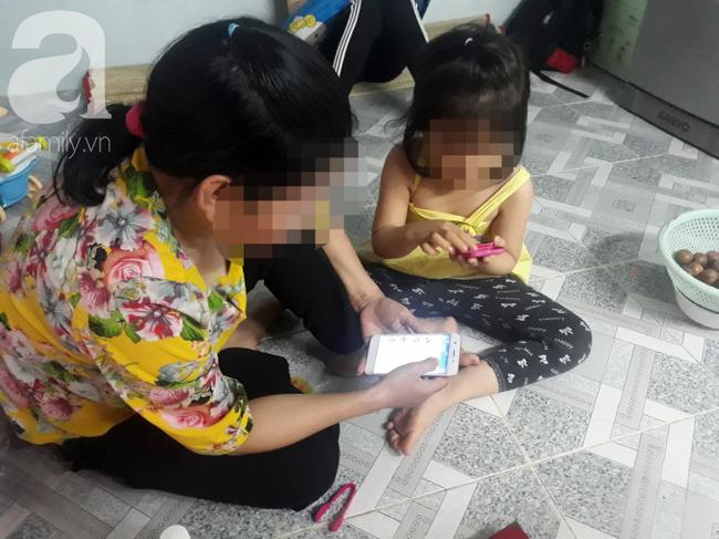 Gần một tháng, người mẹ mòn mỏi chờ công lý, đau khổ khi con gái 5 tuổi nghi bị gã xe ôm 60 tuổi dâm ô trong phòng trọ ở Sài Gòn - Ảnh 2.