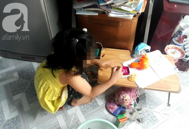 Gần một tháng, người mẹ mòn mỏi chờ công lý, đau khổ khi con gái 5 tuổi nghi bị gã xe ôm 60 tuổi dâm ô trong phòng trọ ở Sài Gòn - Ảnh 4.