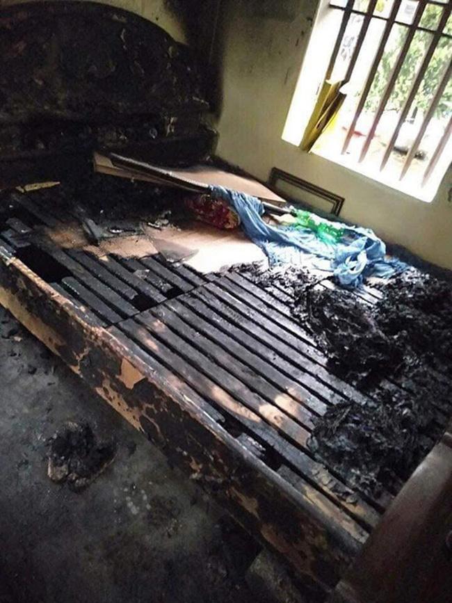 Vụ con gái phóng hỏa đốt nhà ở Hà Nam: Người mẹ đã tử vong - Ảnh 1.