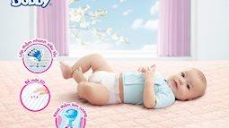 Công nghệ từ Bobby: Những phát minh thú vị trong chiếc tã trẻ sơ sinh