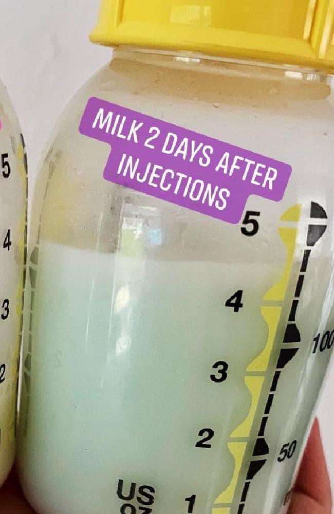 Bức ảnh về sự thay đổi màu sắc trong sữa mẹ và sự thật đằng sau khiến dân tình phải trầm trồ, kinh ngạc - Ảnh 3.