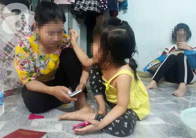 Tạm giam gã xe ôm 60 tuổi sàm sỡ bé gái 5 tuổi tại phòng trọ sau gần 1 tháng người mẹ làm đơn tố cáo - Ảnh 1.
