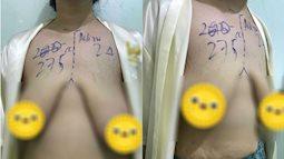 Bức ảnh bộ ngực chảy xệ vì sinh con xuất hiện đúng Ngày của mẹ khiến hội chị em xót xa, vài giờ sau đó có điều gây bất ngờ