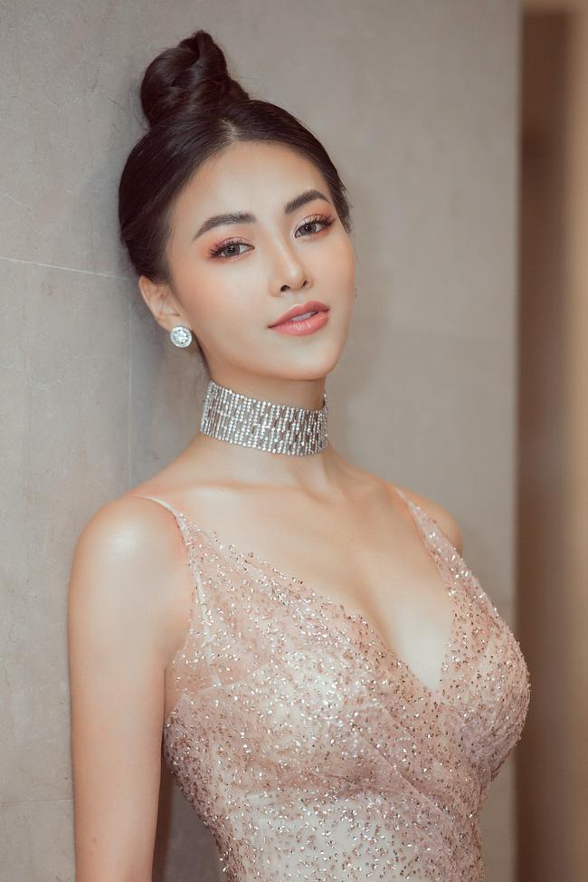 Vượt Ngọc Trinh, Phương Khánh bất ngờ gia nhập hội mỹ nhân eo con kiến với số đo 54cm - Ảnh 4.