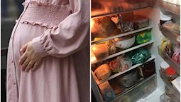 """Mẹ bầu phải sinh non vì thai nhi bị đe dọa bởi """"sát thủ"""" ẩn nấp trong tủ lạnh"""