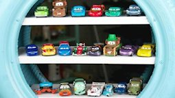 Mách nước cho cha mẹ 11 cách để lưu trữ đồ chơi giúp phòng bé luôn ngăn nắp