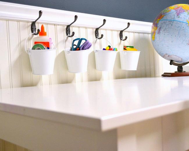 Mách nước cho cha mẹ 11 cách để lưu trữ đồ chơi giúp phòng bé luôn ngăn nắp - Ảnh 5.