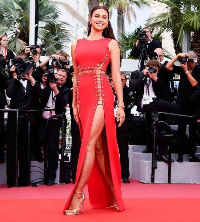 Những bộ đầm đỏ đẹp nhất qua các mùa Cannes: Phạm Băng Băng với  xưng danh nữ hoàng thảm đỏ nhưng vẫn thua hẳn Lý Nhã Kỳ  - Ảnh 14.
