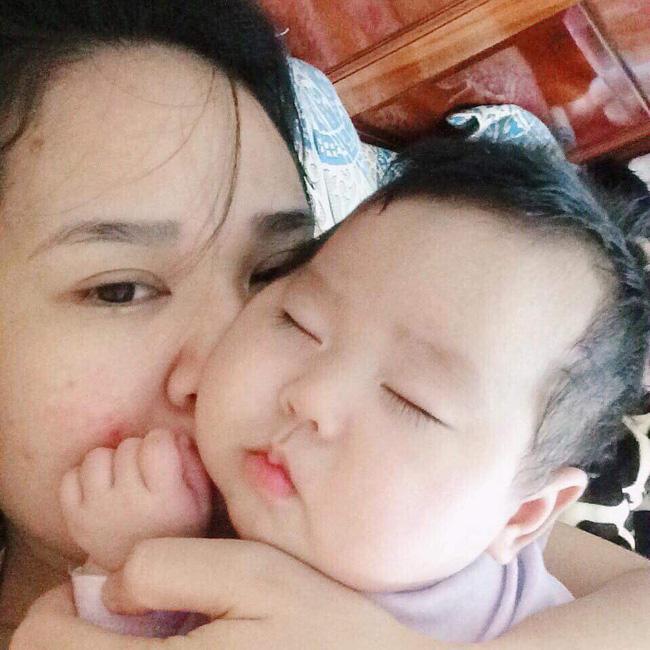 Hành trình mang thai nghẹt thở, tim thai có khi đập 300 lần/phút, phải mổ đẻ gấp của mẹ bầu Hà Nội - Ảnh 8.