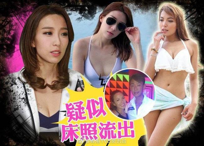 Showbiz Hong Kong lại chấn động: Hoa đán TVB Diêu Tử Linh bị lộ ảnh giường chiếu với chồng của bạn thân? - Ảnh 4.