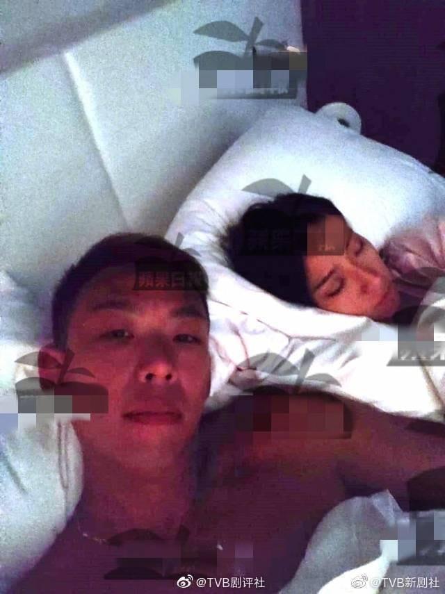 Showbiz Hong Kong lại chấn động: Hoa đán TVB Diêu Tử Linh bị lộ ảnh giường chiếu với chồng của bạn thân? - Ảnh 1.