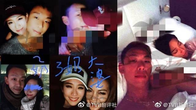 Showbiz Hong Kong lại chấn động: Hoa đán TVB Diêu Tử Linh bị lộ ảnh giường chiếu với chồng của bạn thân? - Ảnh 3.