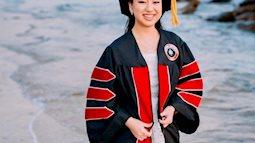 Chân dung nữ sinh gốc Việt gây bão truyền thông quốc tế: 14 tuổi tốt nghiệp trung học, 19 tuổi là dược sĩ trẻ nhất bang California, Mỹ
