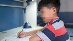 Cậu bé 12 tuổi mỗi ngày đều làm cơm cho cả nhà nhưng thi Toán chỉ có 1 điểm đang gây sốt MXH Trung Quốc