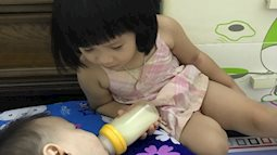 Mẹ đảm với tuyệt chiêu kích sữa siêu đỉnh, gần 4 năm chưa một lần nào phải đưa con đi bệnh viện