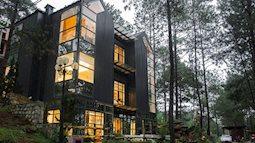 Gia đình Phan Như Thảo lên biệt thự 25 tỷ nghỉ ngơi, tiết lộ hình ảnh về biệt thự khác đang xây hoành tráng không kém
