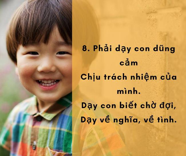 Nhìn lại cách người Nhật dạy con khiến cả thế giới ngưỡng mộ, mọi cha mẹ Việt đều có thể học theo - Ảnh 8.