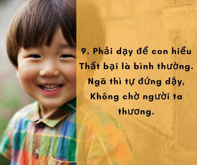 Nhìn lại cách người Nhật dạy con khiến cả thế giới ngưỡng mộ, mọi cha mẹ Việt đều có thể học theo - Ảnh 9.
