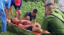 Hiện trường nhóm 20 thanh niên truy sát nhau ở Hải Dương làm 2 người rơi xuống cầu bị thương