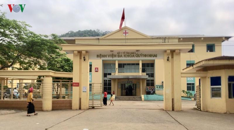 Kỹ thuật viên Bệnh viện bị tạm giữ vì nghi hiếp dâm bệnh nhân 13 tuổi - Ảnh 1.