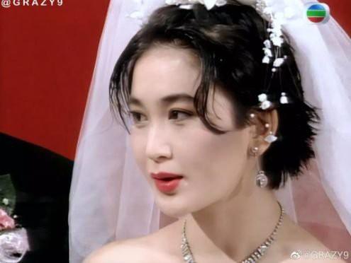 27 mỹ nhân tuyệt sắc Hong Kong mặc váy cưới tinh khôi, Lê Tư hay Châu Huệ Mẫn mới kinh diễm hơn cả? - Ảnh 11.