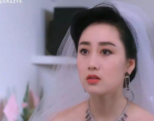 27 mỹ nhân tuyệt sắc Hong Kong mặc váy cưới tinh khôi, Lê Tư hay Châu Huệ Mẫn mới kinh diễm hơn cả? - Ảnh 17.