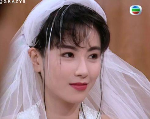 27 mỹ nhân tuyệt sắc Hong Kong mặc váy cưới tinh khôi, Lê Tư hay Châu Huệ Mẫn mới kinh diễm hơn cả? - Ảnh 21.