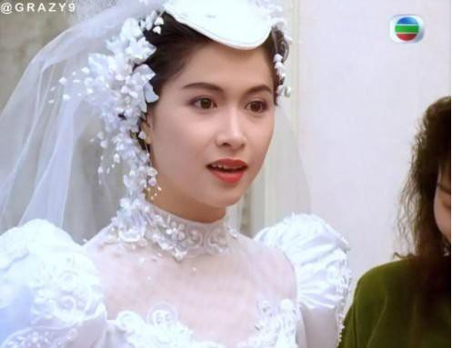 27 mỹ nhân tuyệt sắc Hong Kong mặc váy cưới tinh khôi, Lê Tư hay Châu Huệ Mẫn mới kinh diễm hơn cả? - Ảnh 27.