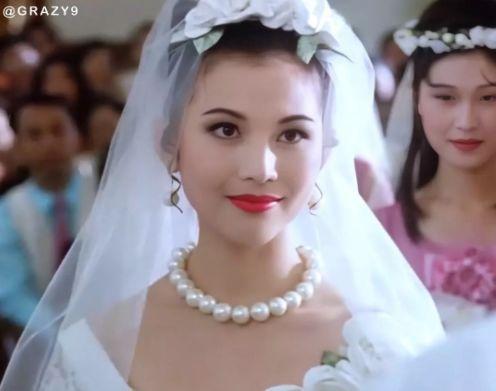 27 mỹ nhân tuyệt sắc Hong Kong mặc váy cưới tinh khôi, Lê Tư hay Châu Huệ Mẫn mới kinh diễm hơn cả? - Ảnh 6.