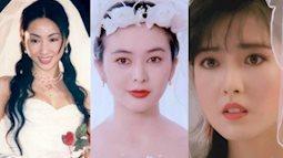 27 mỹ nhân tuyệt sắc Hong Kong mặc váy cưới tinh khôi, Lê Tư hay Châu Huệ Mẫn mới kinh diễm hơn cả?