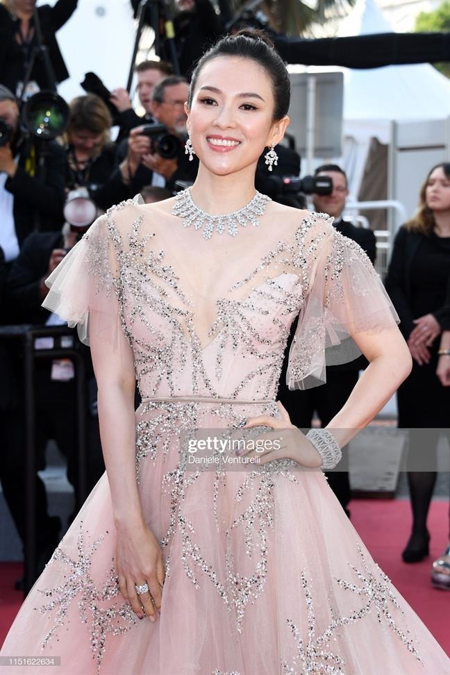 9 mỹ nhân đẹp nhất Trung Quốc do truyền thông Nhật Bản bình chọn: Phạm Băng Băng bất bại, Nhiệt Ba mất hút - Ảnh 5.